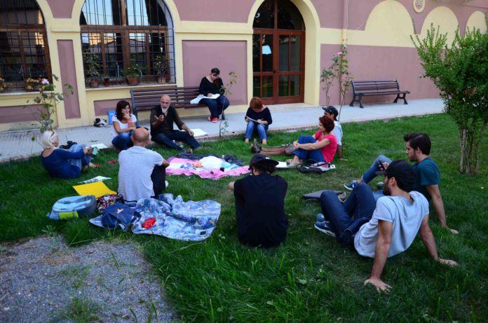 Scuola Civica d'Arte Contemporanea di Iglesias - Lezione Corso 1.1