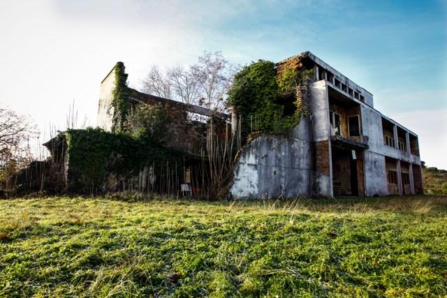 Villa Muggia, Imola - photo Fabio Gubellini