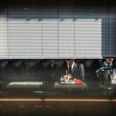 World Press Photo  - Terzo premio, Vita quotidiana, Reportage - Turi Calafato, Italia