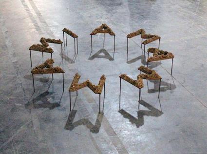 ArtVerona, Independents 2014 - Mantra, Rocco Dubbini per - Courtesy Sponge Arte Contemporanea