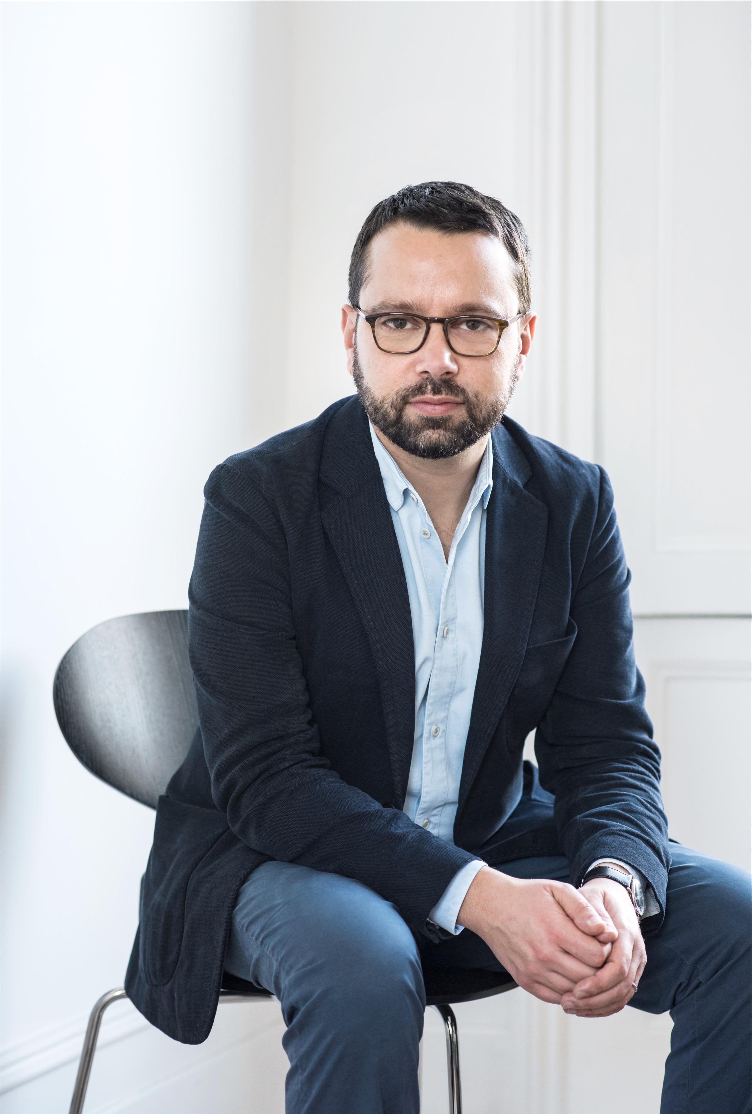 Alessandro Rabottini (foto Thierry Bal)