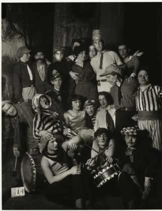 August Sander, German, 1876-1964, Artists' Carnival in Cologne, 1931 from People of the 20th Century: Festivities, The Museum of Modern Art, New York, Acquired through the generosity of the Sander family