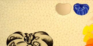 Concetto Pozzati, Come colorare il pom, 1971