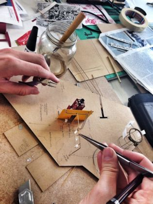 Confluence – Institute for Innovation and Creative Strategies in Architecture - Anapuma Workshop