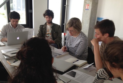 Confluence – Institute for Innovation and Creative Strategies in Architecture - Workshop con Cynthia Davidson