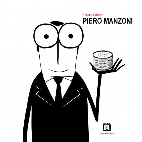 Fausto Gilberti – Piero Manzoni – Corraini