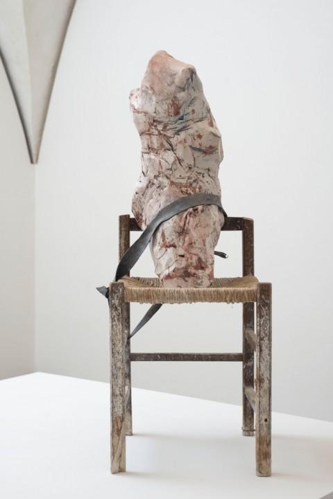Francesco Ardini – Stige - veduta della mostra presso la Federica Schiavo Gallery, Roma 2015 - photo Giorgio Benni