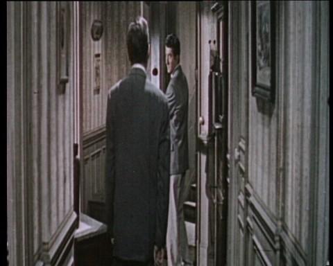 Gianfranco Baruchello & Alberto Grifi, Verifica incerta, 1964-65 - still da film