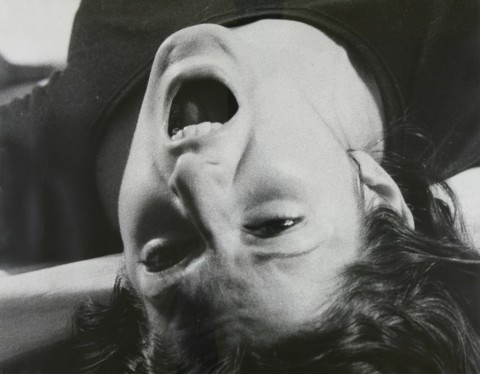 Marina Abramovic, Freeing the Voice, 1975