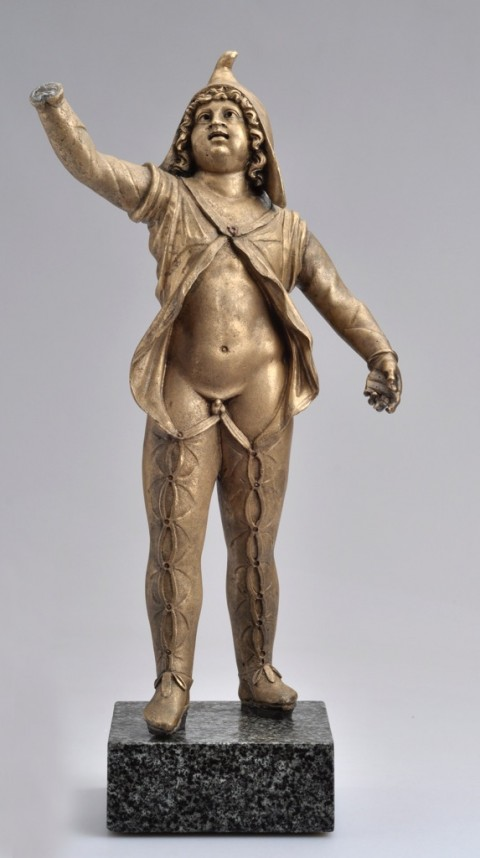 Statuetta di Attis, II-III secolo d.C. - Rheinisches Landesmuseum Trier, Treviri