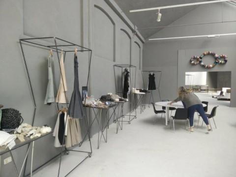Studio moda alla Cittadellarte