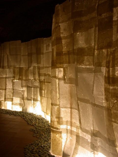 Super spazio personalizzato - installazione a Palazzo Barolo, Torino - Arte Plurale 2004
