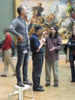 The Metropolitan Museum of Art, New York - ASL Tour