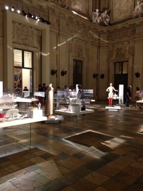 Time Table. A tavola nei secoli - Palazzo Madama, Torino 2015