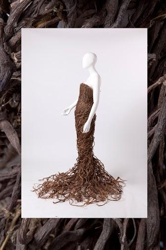 Tiziano Guardini, Collezione Natural Couture 2013 - Courtesy Tiziano Guardini