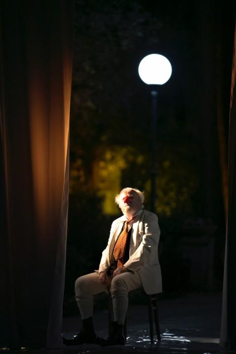 Fortebraccio Teatro, Metamorfosi, Caos-Morte di Cesare - photo @Futura Tittaferrante