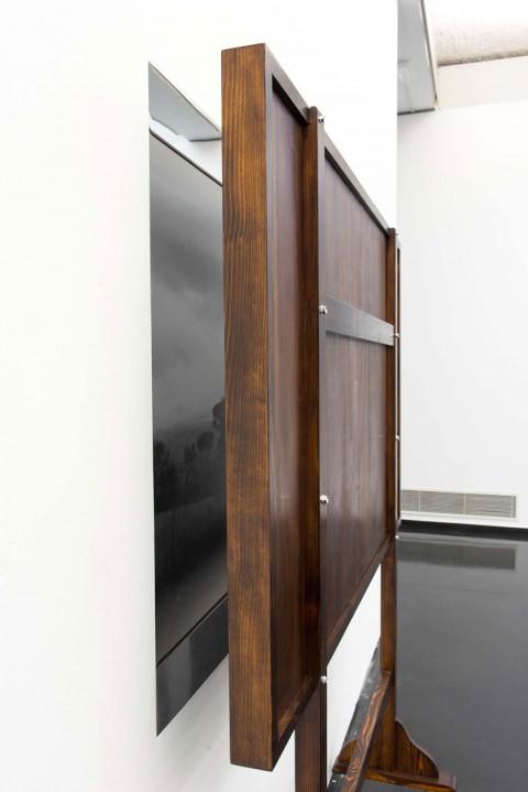 Giuseppe Pietroniro - È come se nulla fosse... – veduta della mostra presso il MACRO Roma 2015 - courtesy Archivio Pietroniro e MACRO