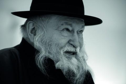 Hermann Nitsch - Foto Richard Köhler