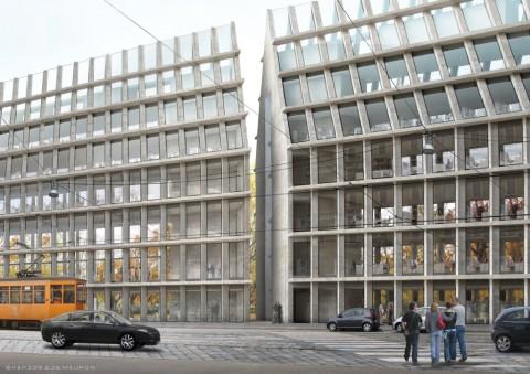 Herzog & De Meuron, Fondazione Feltrinelli