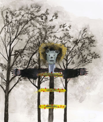 John Lurie - Thanksgiving Has Been Cancelled. Best Wishes, The Native Americans, 2008