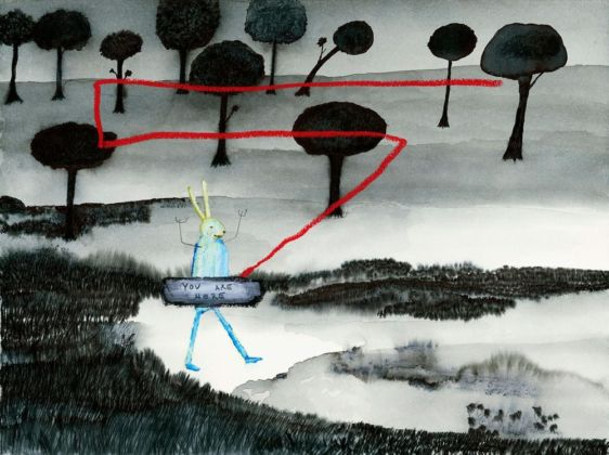 John Lurie - You Are Here, 2008