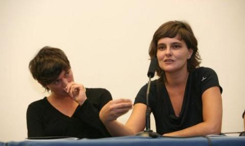 María Llopis e Águeda Bañón (Girls Who Like Porno)