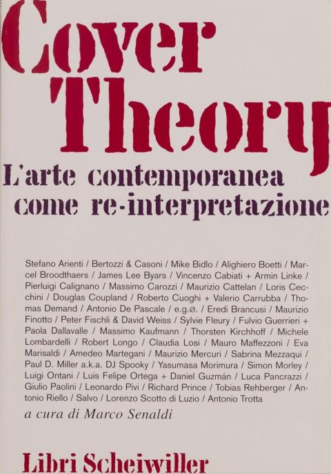 Marco Senaldi (a cura di), Cover Theory