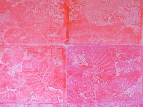 Marta Roberti, Pink Gonguan Forest, 2014