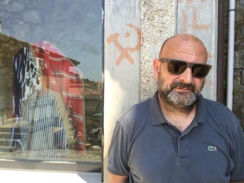 Mauro Cappotto, Direttore aritistico di Ficarra Contemporary Divan