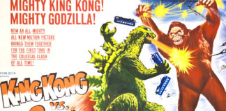 Michelangelo Consani, King Kong vs Godzilla in Saigon, 2015