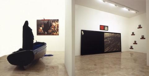 Napoli Borderline, 2001 - Galleria Umberto Di Marino, Giugliano