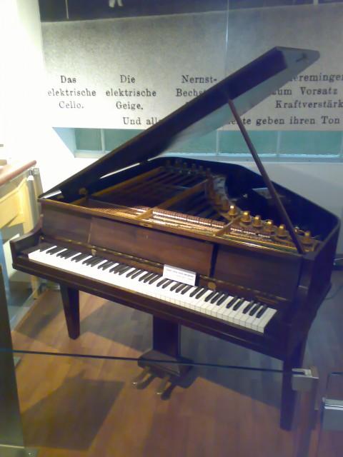 NeoBechstein - Museo della Tecnica, Vienna