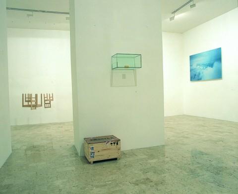 Satoshi Hirose, Pas au de là, 2004 - Galleria Umberto Di Marino, Giugliano