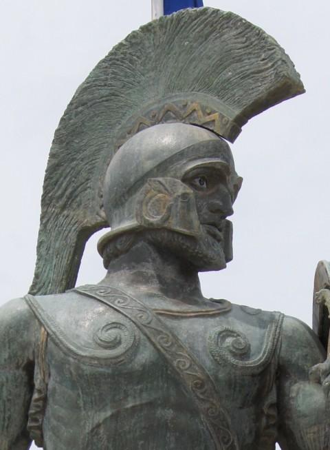 Statua di Leonida I di Sparta