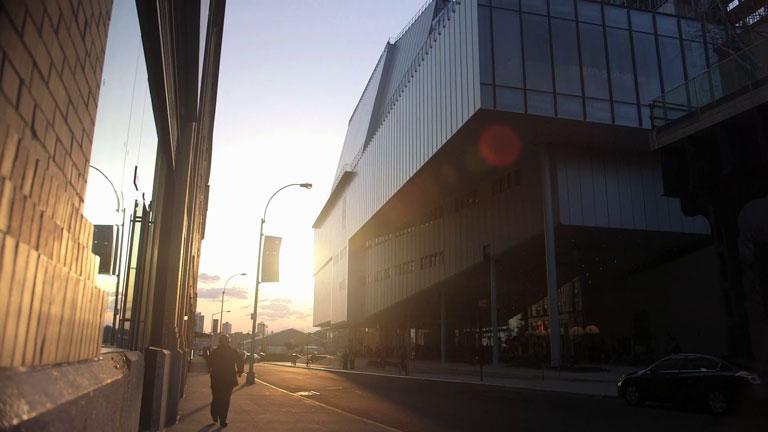 La nuova sede del Whitney Museum of Modern Art, progettata da Renzo Piano