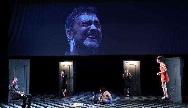 43. Festival Internazionale del Teatro - Fabrice Murgia, Notre peur de n'être