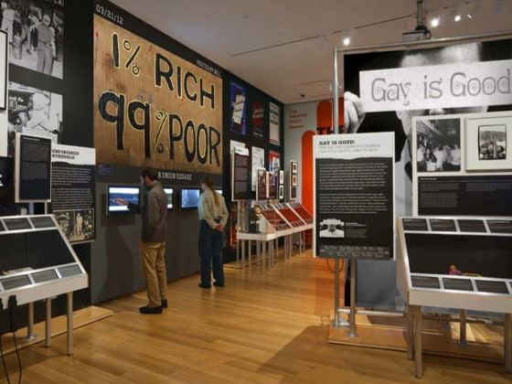 Activist NY Exhibit, Museum of the City of New York
