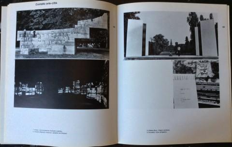 Alberto Burri nel catalogo della Triennale