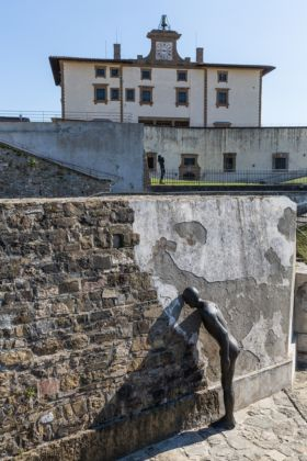 Antony Gormley, Human - Forte di Belvedere, Firenze 2015 - photo Emiliano Cribari - courtesy Galleria Continua & White Cube - © the Artist