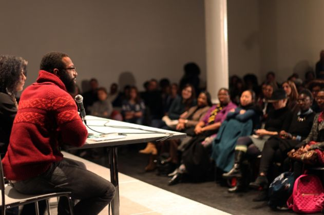 Baratunde Thurston, A Conversation About Conversations About Race, 2015 - Brooklyn Historical Society, New York