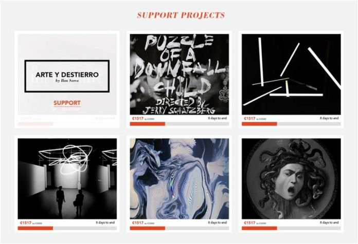 BeArt - Projects