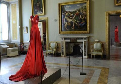 Couture - Sculpture, Azzedine Alaïa in the History of Fashion, Villa Borghese