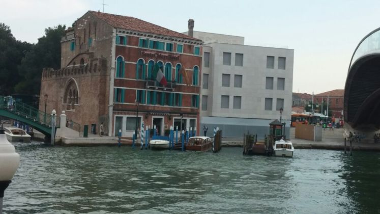 Hotel Santa Chiara, Venezia, photo Barbara Colli