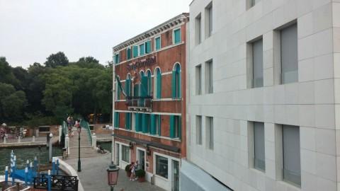 Hotel Santa Chiara, Venezia, photo Barbara Colli