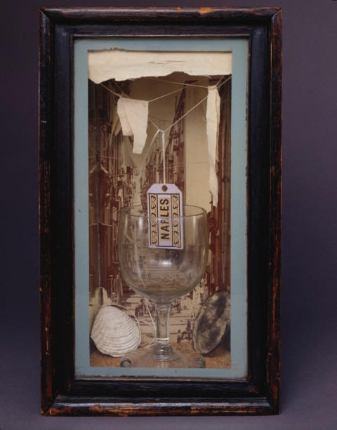 Joseph Cornell, Naples, 1942 - The Robert Lehrman Art Trust