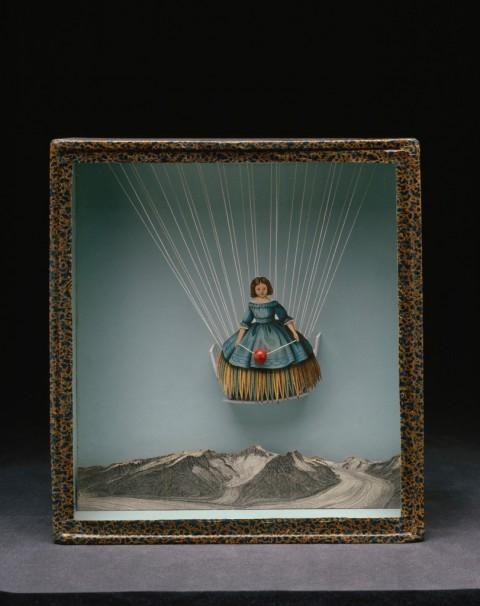 Joseph Cornell, Untitled (Tilly Losch), 1935-38 ca.