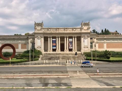 La Galleria Nazionale d'Arte Moderna di Roma