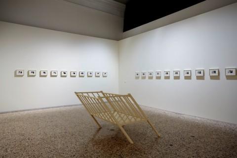 La Grande Madre (Gober, Kelly) – veduta della mostra presso Palazzo Reale, Milano 2015 – photo Marco De Scalzi – Courtesy Fondazione Nicola Trussardi, Milano