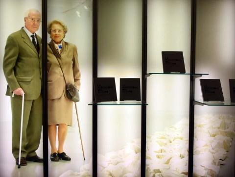La percezione del futuro. La collezione Panza a Perugia - veduta della mostra, 2015