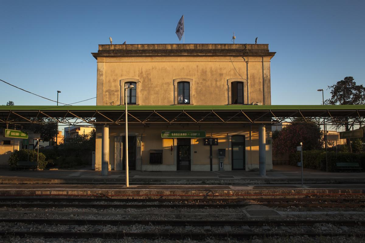 Lastation, Gagliano del Capo - photo Yacine Benseddik